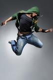modern style dancer - 13051390