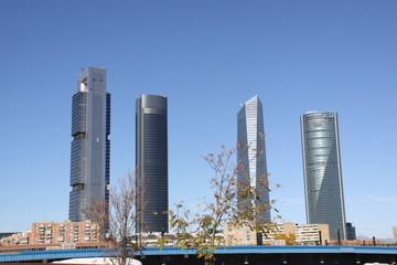 Madrid, Nuevas Torres emblematicas
