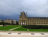 Fototapeta Paris - ogrody luwr © ola atlak