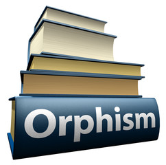 Education books - Orphism