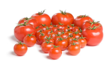 Group of tomatoes-2