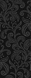 Seamless Floral Web Background