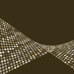 abstract mosaic background, business template