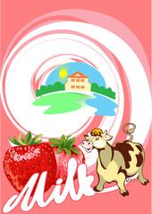 Milk_strawberry