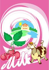 Milk_cherry