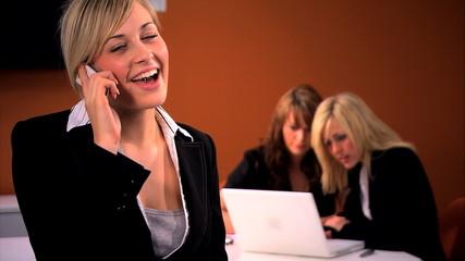 Business Portrait & Teamwork