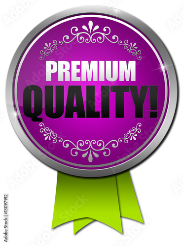 Premium Quality Button