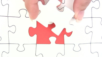 Missing Jigsaw Piece