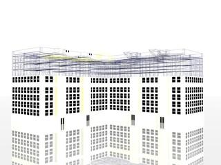 edificio, palazzo