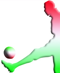 footballeur italien