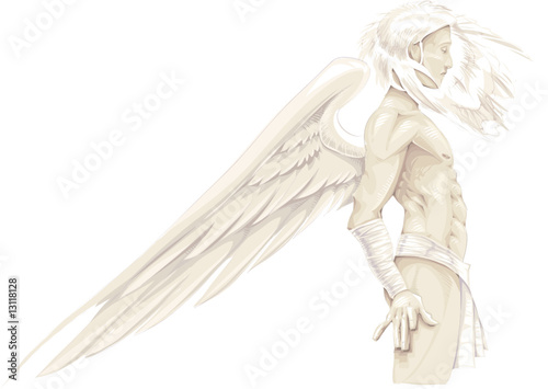 poster of Cupid or masculine Angel