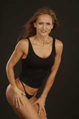 female bodybuilder I