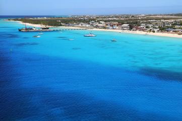 View of Grand Turk Island