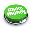 Make Money Button - Green