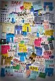 Bulletin board poster