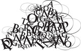 Typography Jumble