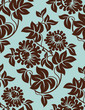 roleta: Seamless floral background. Vector illustration.