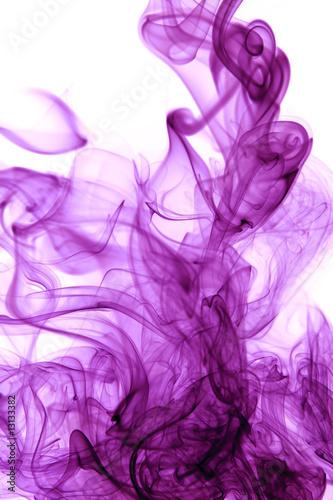 Pink Smoke Wisp