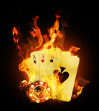 fire cards-