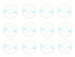 rotating disks background