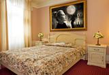 Cozy room interior poster