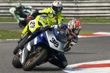 Fototapete Meisterschaft - Helme - Motorsport