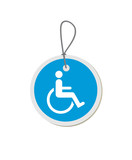 handicapped tag