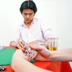 Poker competitors