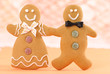 Homemade Gingerbread Figures