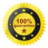 Vector label with satisfaction guarantee
