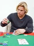 Poker bet poster