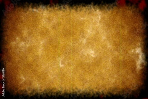 Shaky grunge background with sound - digital animation