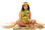Pretending Hawaii poster