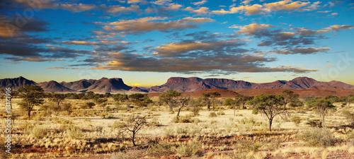 Leinwandbild Motiv Kalahari Desert, Namibia