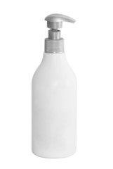 Soap plastic dispenser