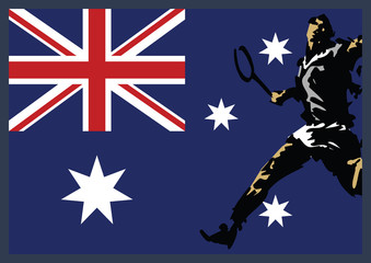 Tennis Player Australian