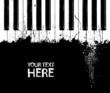 roleta: Dirty piano keys