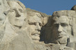 3 Presidents at Mount Rushmore National Memorial