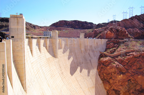 Hoover Dam, Arizona Side