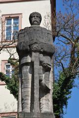 """Baden-Baden, Der """"Eiserne Kanzler"""""""