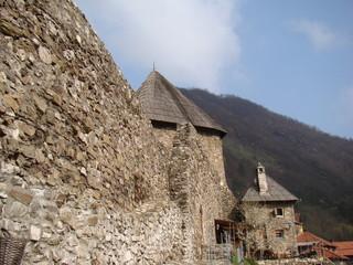 Old Vranduk established in the heart of Bosnia