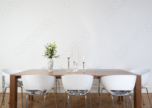 Modern dining room - 13224951