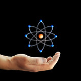 science symbol poster