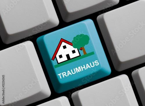 Online das Traumhaus finden