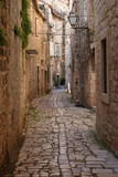 Fototapety Narrow alley