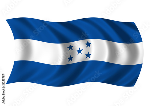 Honduras - flag of