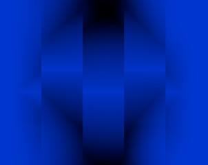 Blue 3d Background