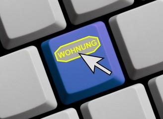 Die Traumwohnung im Internet finden!