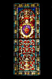 stain glass window in church