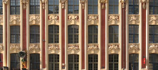 Lille - façade